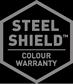 Steel Shield Colour Warranty