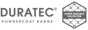 Duratec Powdercoat Range logo MONO-01