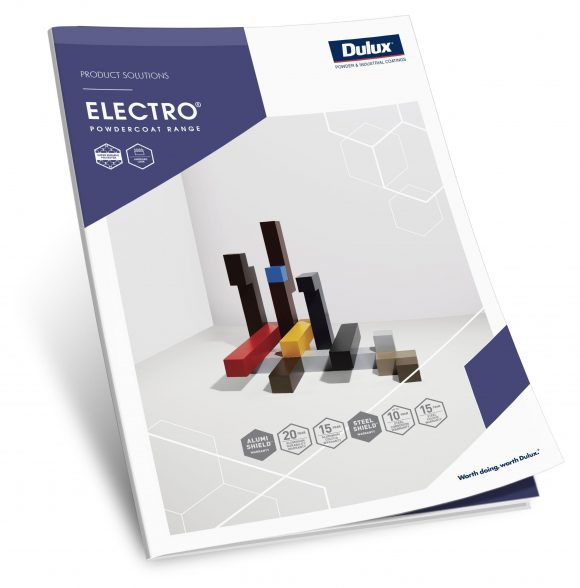 Dulux Powders Product Brochures
