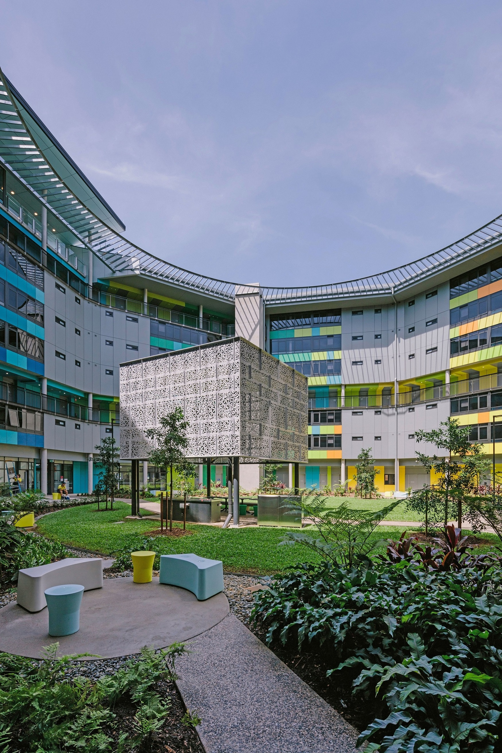 James Cook University Cairns Student Accommodation
